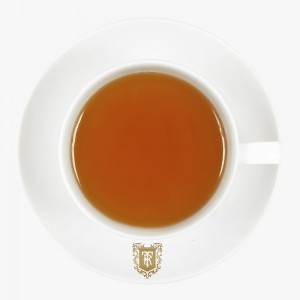 Premium Japanese Gyokuro tea in cup Image