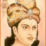 An Indian King Image