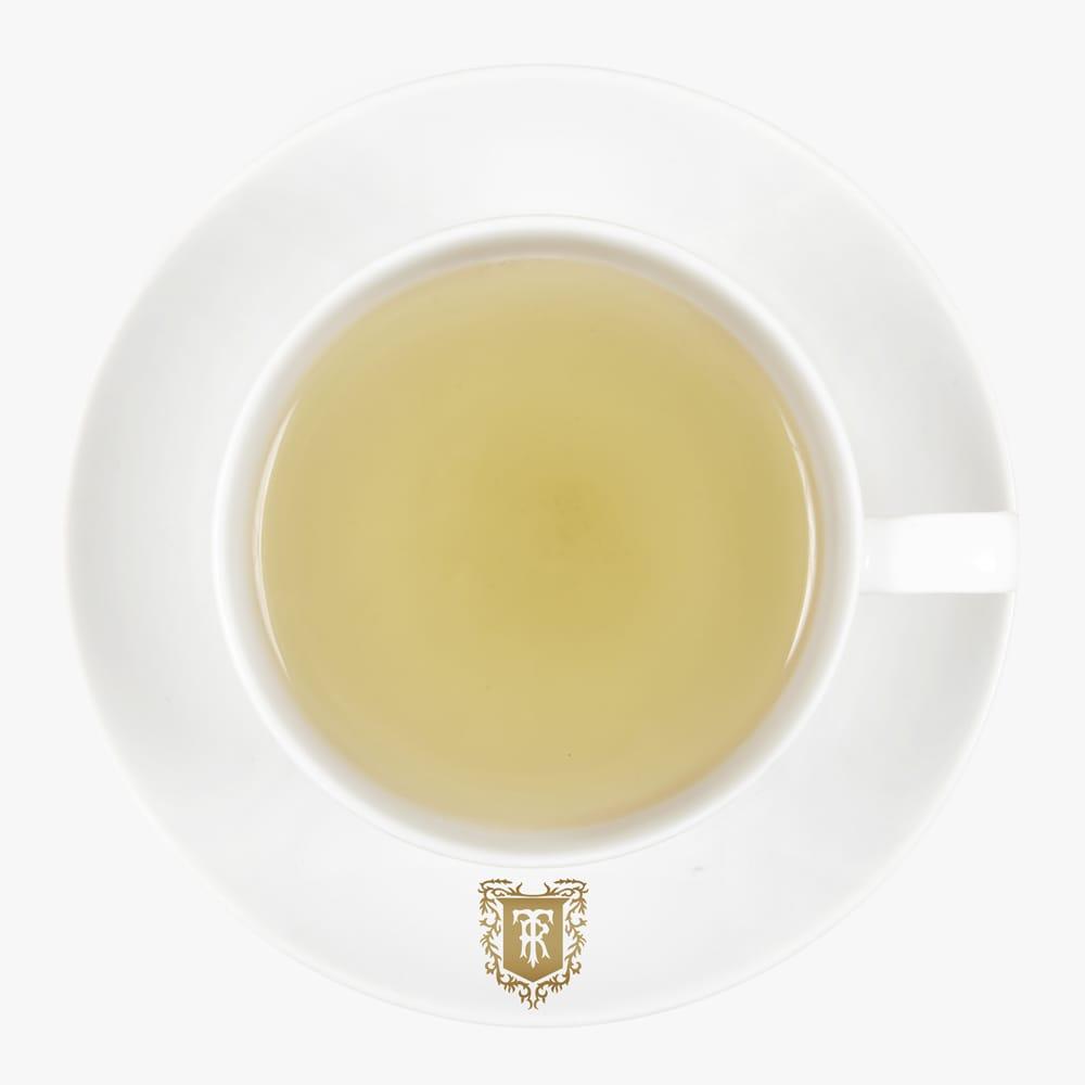 Yunnan White Dragon Tea in Cup Image