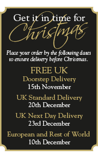 LAST DATES TO PLACE YOUR CHRISTMAS ORDERS