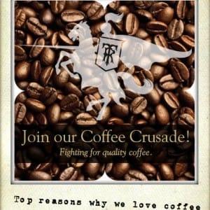 Coffee Crusade