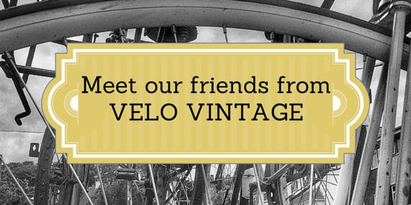 Velo Vintage Blog Title
