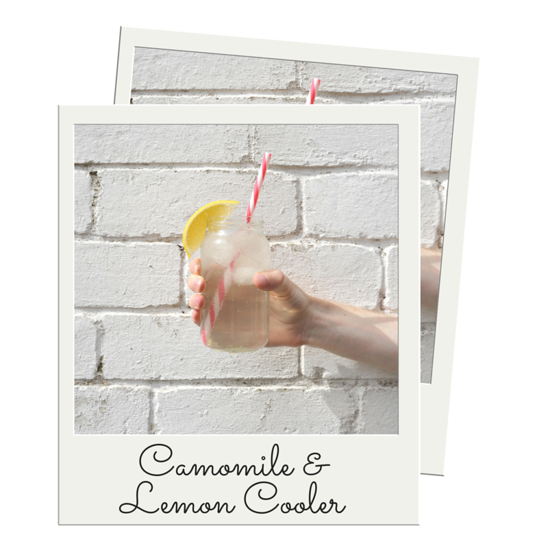 Camomile and Lemon Cooler