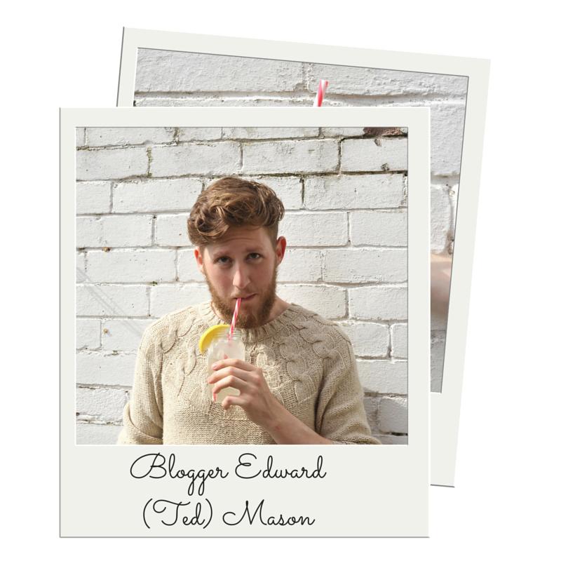 Blogger Edward Mason