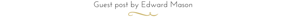 Guest post by Edward Mason