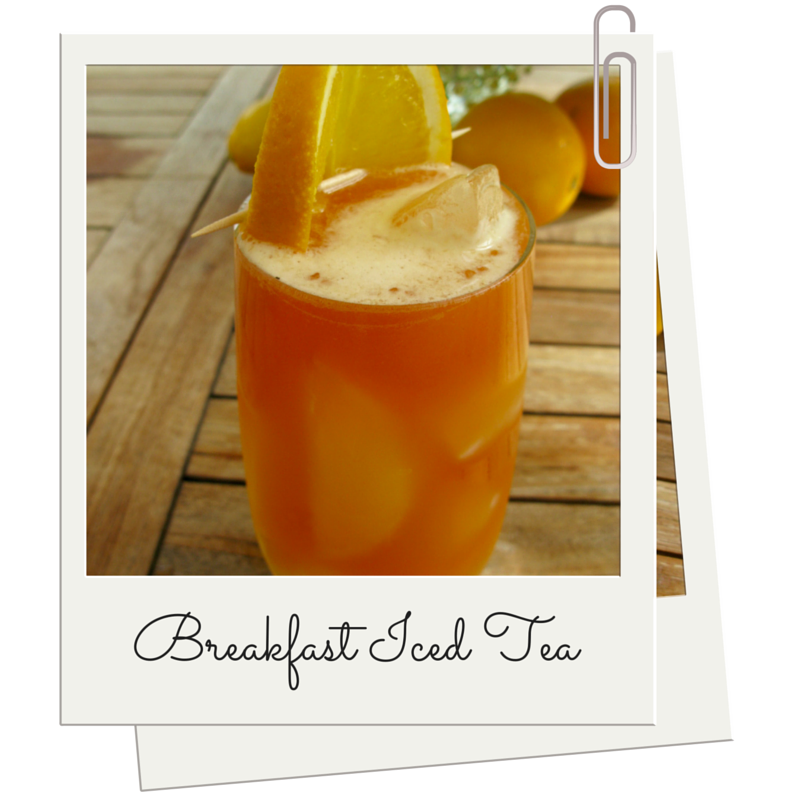 Breakfast Iced Tea