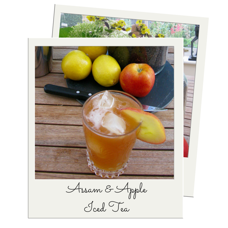 Assam & Apple Iced Tea