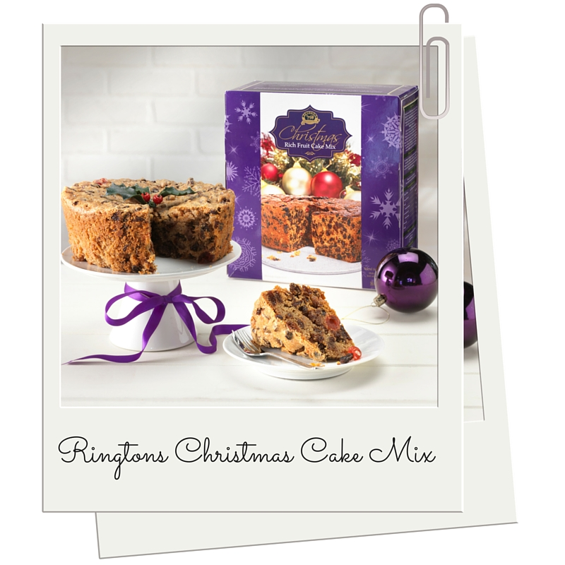 Ringtons Christmas Cake Mix