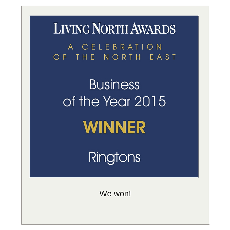 Details of The Living North Award