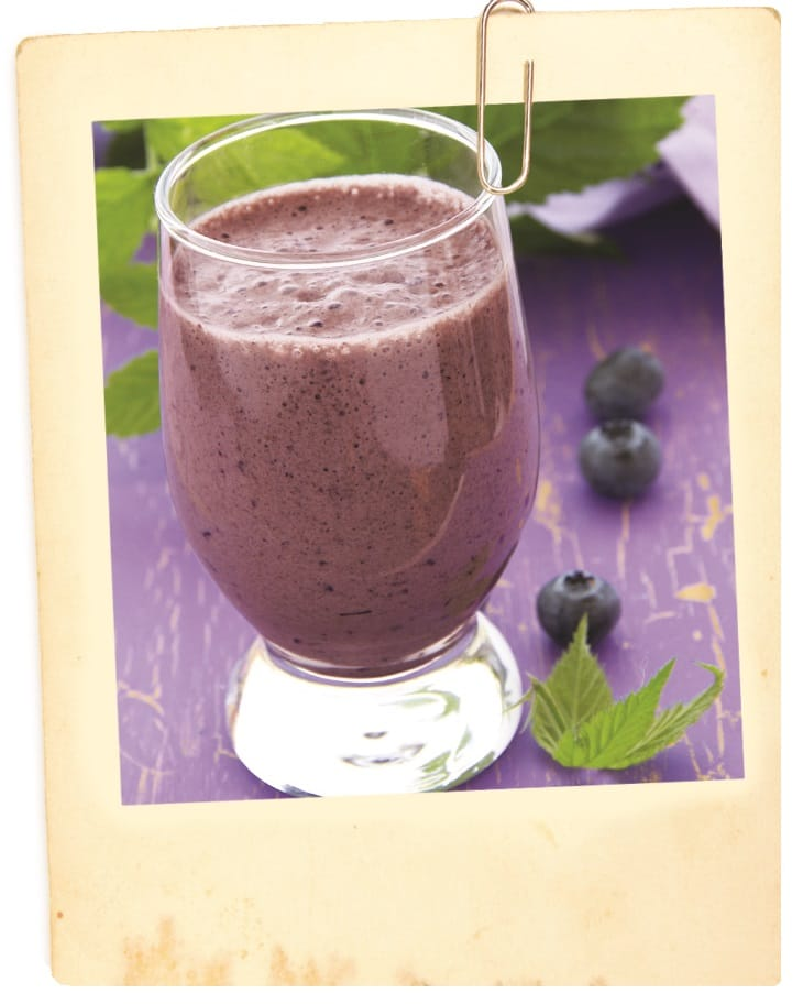 Green Tea Smoothie Image