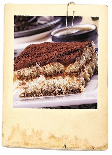 Simple Coffee Tiramisu