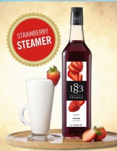 Strawberry Steamer