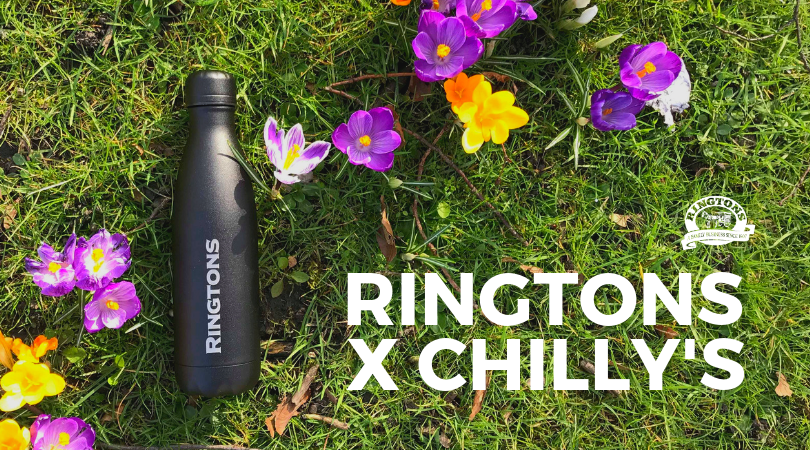 Ringtons got a brand new… Bottle!