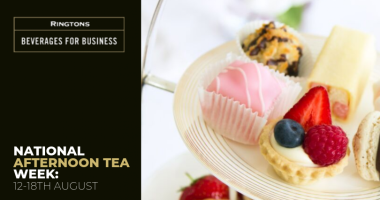 Ringtons Picks: National Afternoon Tea Week