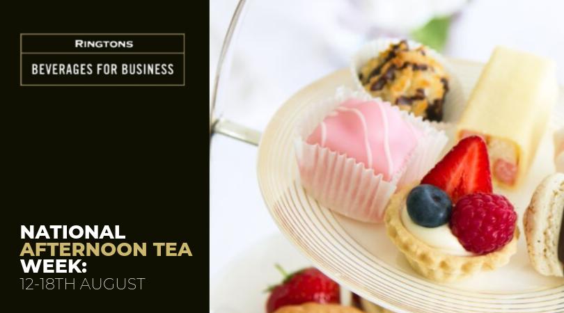 Ringtons Picks: National Afternoon Tea Week