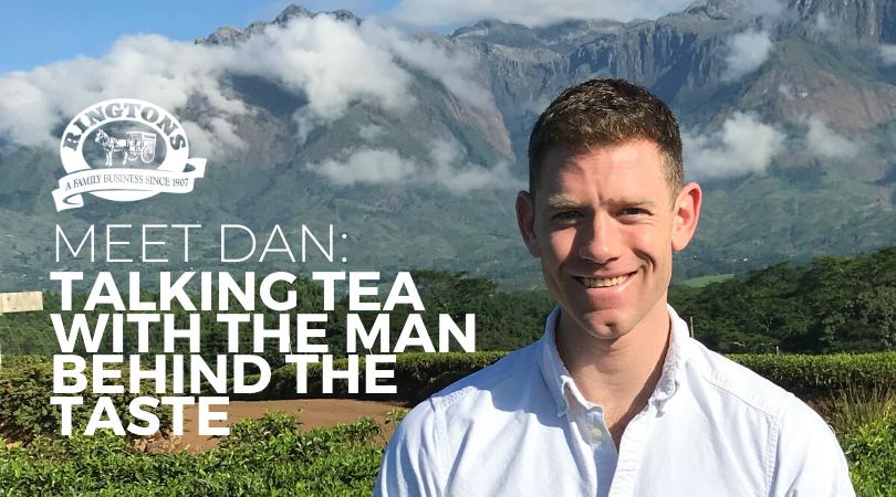 Talking tea: Q&A With Tea Taster, Dan