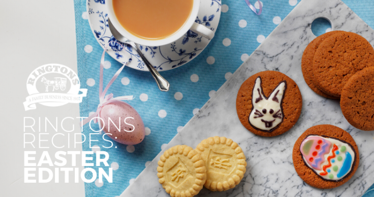 Ringtons Recipes: Easter Edition
