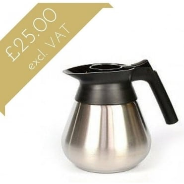 Bravilor Bonamat Coffee Jug Stainless Steel
