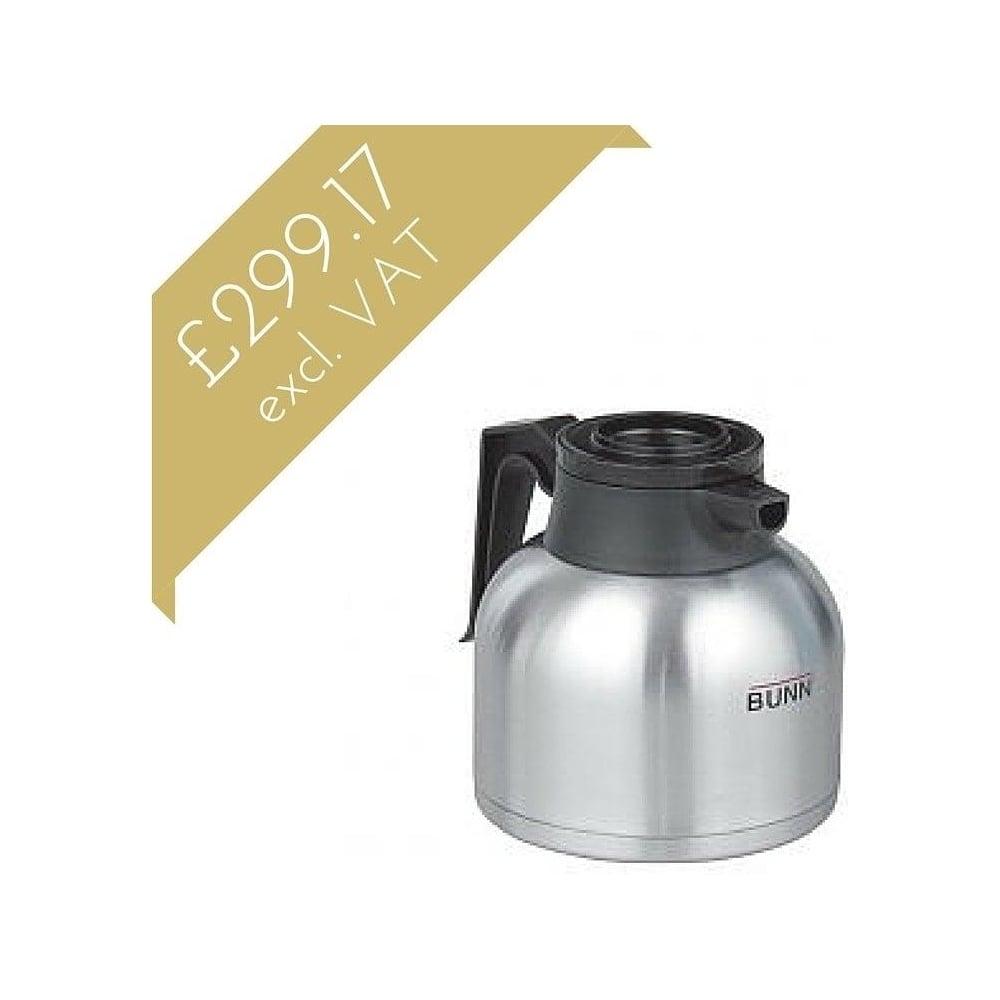 Bunn Filter Coffee Machine Flask