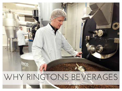 Why Choose Ringtons Beverages?