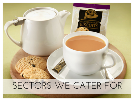 Sectors we cater for