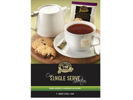 Ringtons Beverages Single Serve Brochure