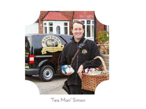 Tea Man Simon