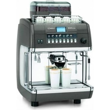 La Cimbali S39 TE Fully Automatic with Turbosteam and PGS