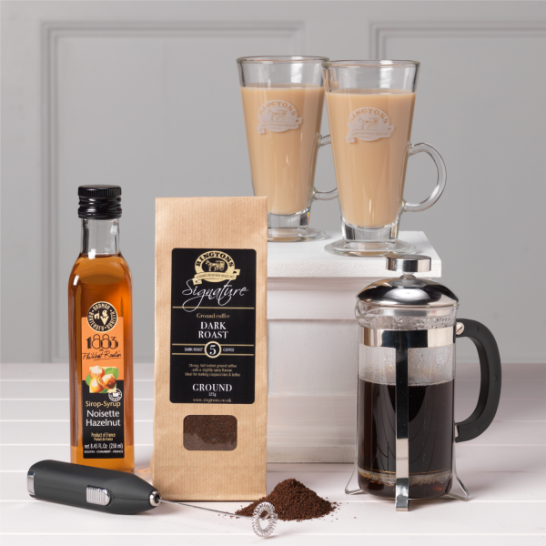 Latte Lover Coffee Gift Box | Coffee Gifts