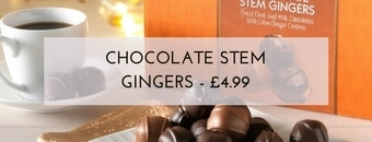 Chocolate Gingers