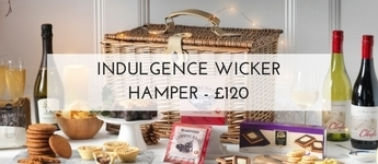 Indulgence Wicker Hamper
