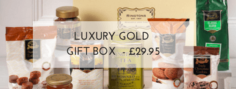 Luxury Gold Gift Box