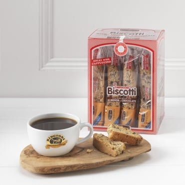 Pan Ducale Chocolate Biscotti x 24