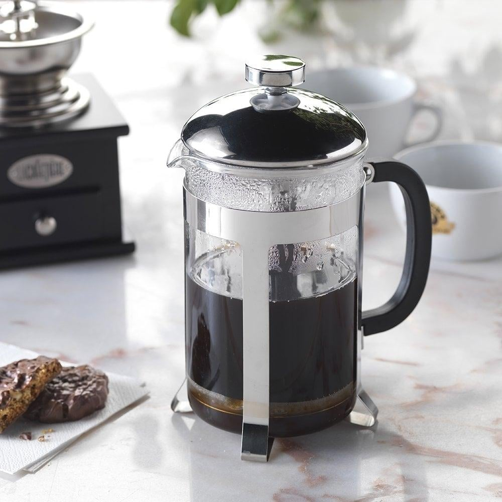 6 cup cafetiere coffee accessories. Black Bedroom Furniture Sets. Home Design Ideas
