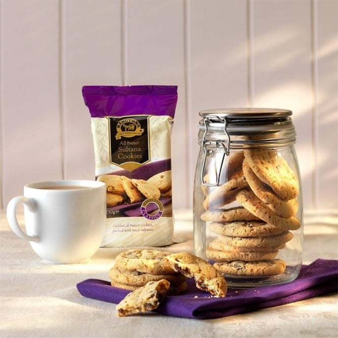 Ringtons All Butter Sultana Cookies 250g