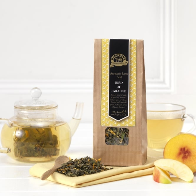 Ringtons Aromatic Loose Leaf Bird Of Paradise 50g