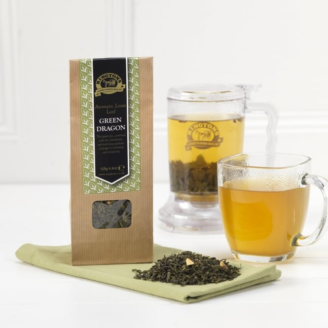 Ringtons Aromatic Loose Leaf Green Dragon 125g