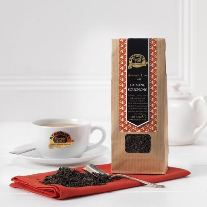 Ringtons Aromatic Loose Leaf Lapsang Souchong 125g