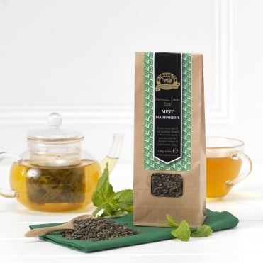 Ringtons Aromatic Loose Leaf Mint Marrakesh 125g