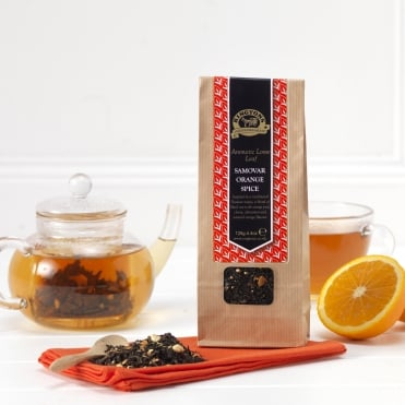 Ringtons Aromatic Loose Leaf Samovar Orange Spice 125g