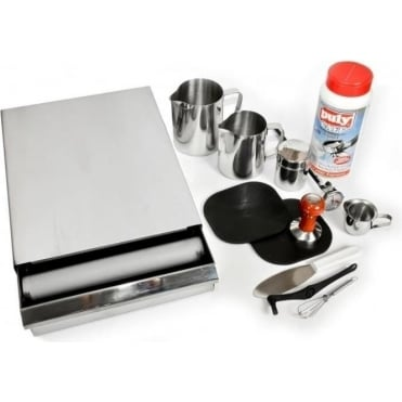 Barista Kit with Knock Out Drawer