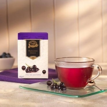 Ringtons Blackcurrant Tea Bags