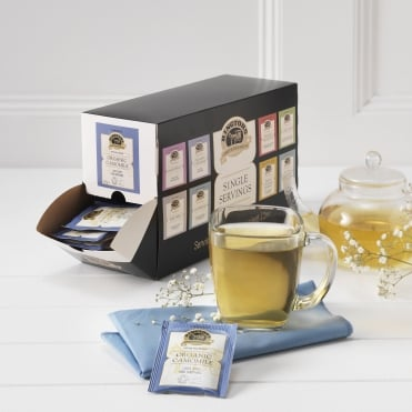 Ringtons Camomile Tag & Envelope Tea Bags x 100