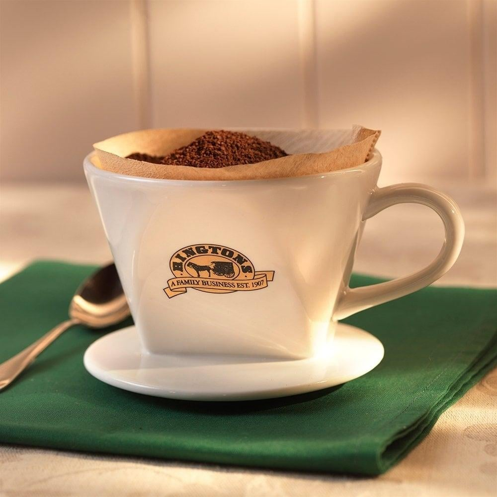 Ceramic Coffee Filter Filter Coffee Cup