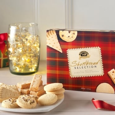 Ringtons Classic All Butter Shortbread Selection 480g