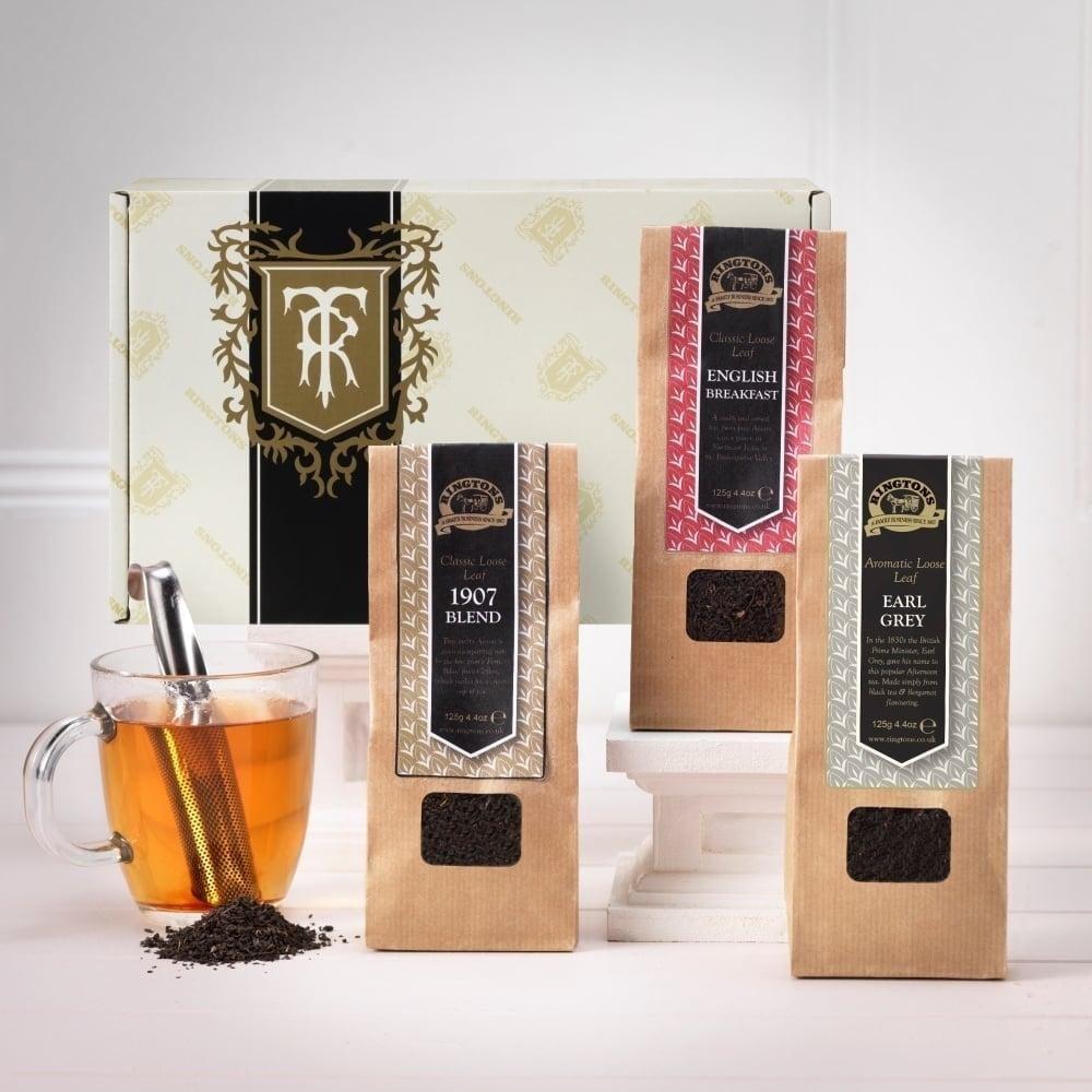 Ringtons Classic Black Tea Gift Box Ringtons