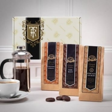 Ringtons Classic Ground Coffee Gift Box
