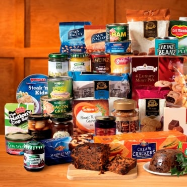 Ringtons Classic Hamper - Available from our Doorstep Delivery Service Only