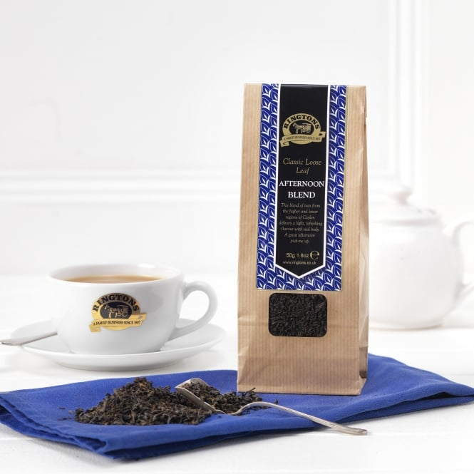 Ringtons Classic Loose Leaf Afternoon Blend 125g