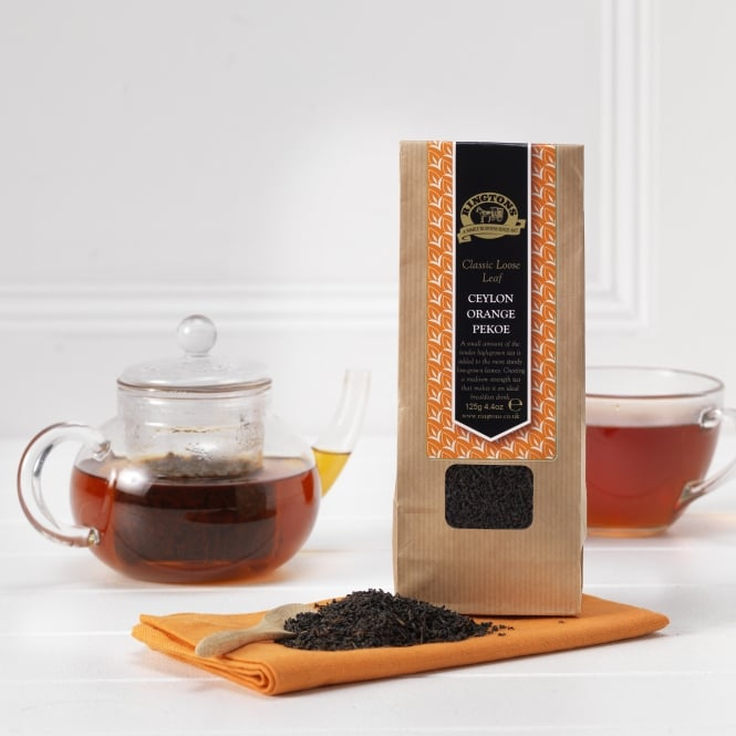 Ringtons Classic Loose Leaf Ceylon Orange Pekoe 125g